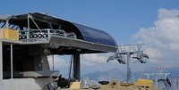 Chairlift with integrated PV system (JPG)